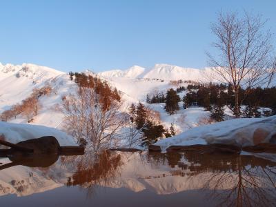 『JALどこかにマイル』で、祝 旅行記300冊目 十勝岳温泉の旅