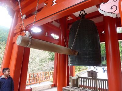 比叡山 延暦寺を散策。