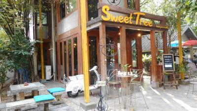 スロ-ライフチェンマイ~カフェ巡り~ Sweet Tree Fruit Juice & Coffee