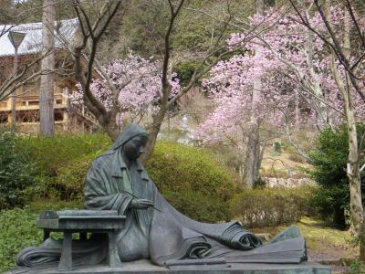 静寂の石山寺・三井寺を参拝して、一転 大阪の賑わいを味わう春の旅