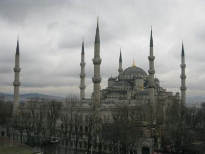 記念すべき11回目のトルコへ イスタンブール編