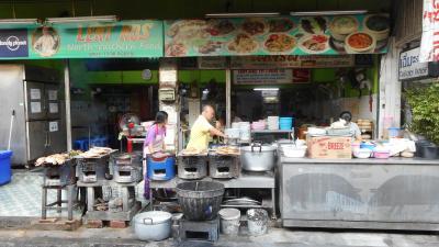 スローライフチェンマイ~タイ飯巡り~焼き魚が美味い Lert Ros