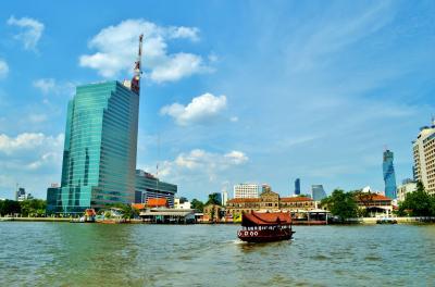 今年2度目のバンコク里帰り Part 4 - チャオプラヤー川巡り