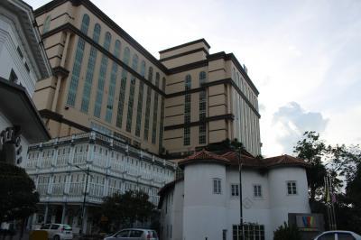 【2017年 マレーシア】娘に会いにマレーシアへ、でも勝手にブラブラ その13 8日目-1 コスパの良いホテルですが泊まるまで不安でした。ホテルのせいではありません。(ウォーターフロント ホテル)