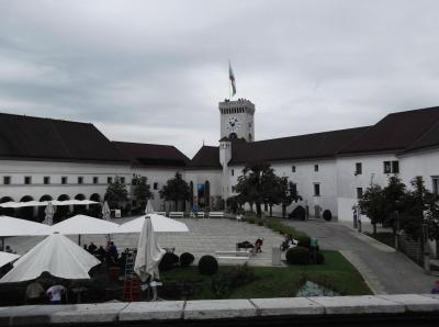 クロアチア・スロベニア旅行1 リュブリャーナ