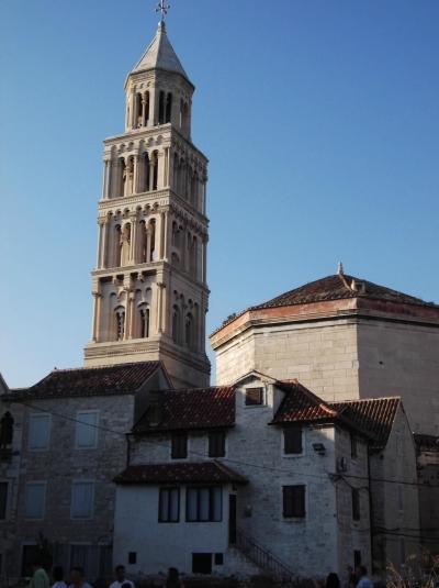 クロアチア・スロベニア旅行4 スプリット