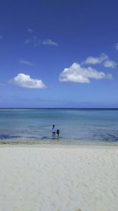 3世代、5歳児連れで2回目のグアム6泊7日④タモンビーチ