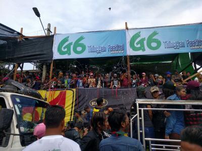 3日でミャンマー旅行*マンダレーでティンジャンのお祝い
