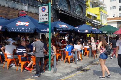 """駐在のついでに 【その14】 香港の""""赤柱 (Stanley) """"の海沿いは欧米か!という感じの町並みでした。"""