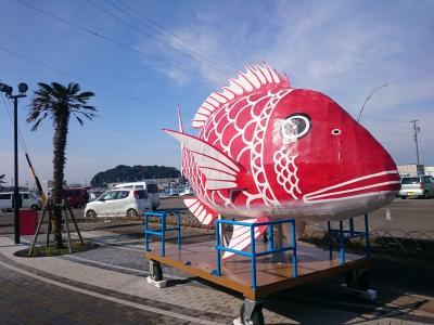 おんべ鯛とふぐの島・三河湾に浮かぶ離島・篠島の旅
