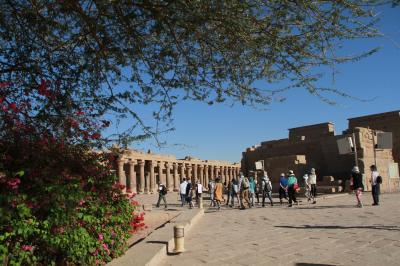 2017 エジプト(5)  イシス神殿
