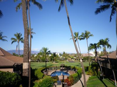 ハワイ 癒しのマウイ島 1日目~2日目 紺碧の海と花咲くガーデン