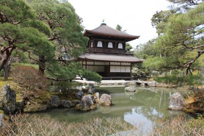 シニア夫婦の京都ぶらり旅 2日目(2017/3/25)