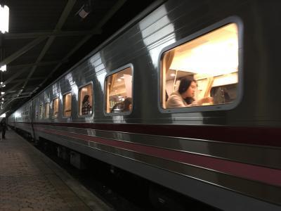 2017年新春旅 女一人・東南アジア周遊そこそこの旅=タイ国鉄・新型車両と従来の車両との比較レポート!
