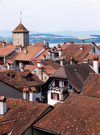 Murten/Morat ~スイス・ロマンドの美しい街8