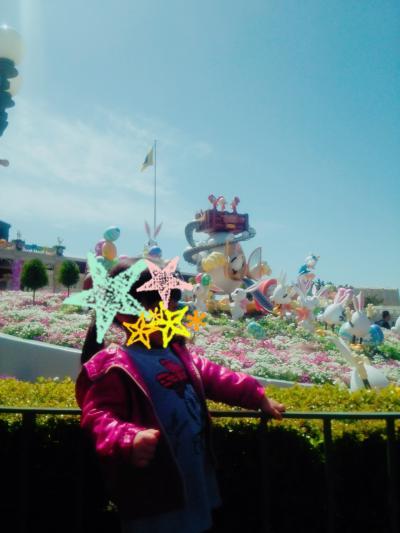 子連れですみません?東京ディズニーリゾート  3世代女子旅 ①