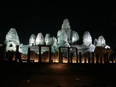 カンボジアのお正月