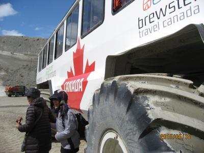 美しいカナダ、バンフの旅