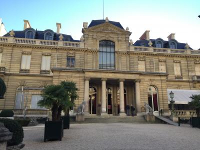 20  Musee Jacquemart Andre パリ;アパルトマン滞在記11/14-12/14/2016