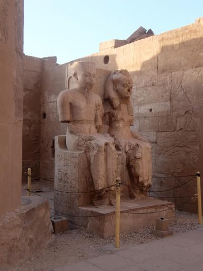エジプト2017・・・(8)ラムセス2世だけではないルクソール神殿