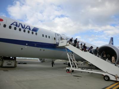 ANAハローツアーで行く!3度目のシドニー旅行 Part5 NH879便移動(東京→シドニー)編