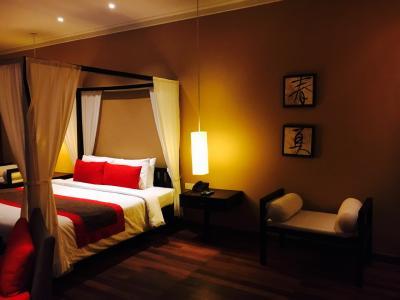 リゾート選びにご注意を、inモルディブ