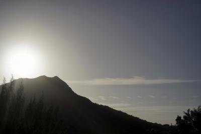 ワイキキ1泊後のハワイ島東部周遊(ヒロ2泊+ワイピオ3泊+ボルケーノ2泊)家族旅行