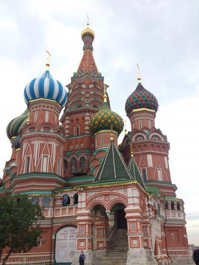 【2012年夏】常識を疑え!衝撃のロシア【その1】何もかもが大きかったモスクワ