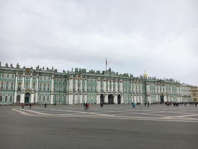 サンクトペテルブルク① 空港到着→市内まで→レジスト登録→マリインスキー劇場
