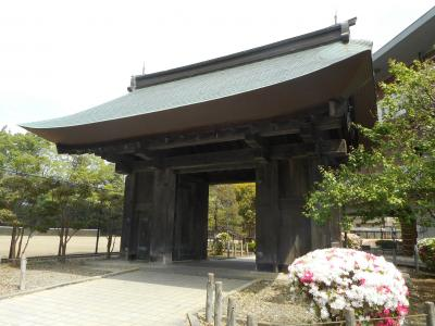 '17 GW茨城 花&城さんぽ3 日本100名城の水戸城