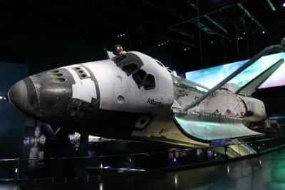 【2017GW】乗り継ぎだらけのNASA巡り。最後はカリブも。(5/8 ) オーランド ケネディ宇宙センター