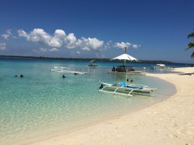 2017GW 青い海を求めて バンタヤン島へ(出発編)