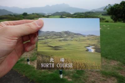 """駐在のついでに 【その21】 香港で唯一のパブリックゴルフ場 """"Kau Sai Chau""""へ!"""