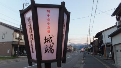 富山のGWを楽しみました!~(2)南砺市・城端の曳山祭の宵祭です。やっぱりいいなぁ、城端~。