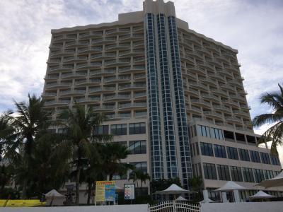 ◆2017年4月◆グアム ①ホテル編 ☆オンワードビーチリゾート