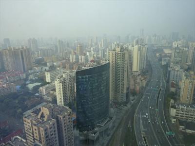 久しぶりの上海