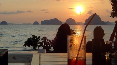 楽園を求めて初のクラビ@タイエアアジアX(プレミアフラットベッド)byThe Tubkaak Krabi Boutique Resort【前編】