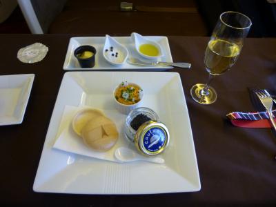 二度目のParis Part2 出発編(羽田発ロンドン行JAL043便)