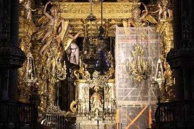 ポルトから足を延ばしてキリスト教の聖地 サンチアゴ・デ・コンポステーラ へ