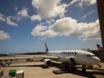 ALOHA! HAWAII家族旅 9日目 やっぱり好き オアフ島 その⑬ さよなら HAWAII !!