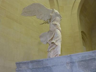 二度目のParis Part4 一人でParis散策(ルーブル美術館、マレ地区)