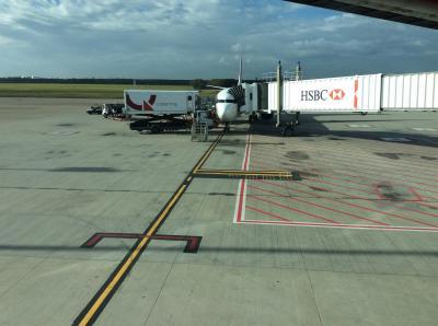 Jetconnectで向かうぜ、クライストチャーチ→ブリスベン part1