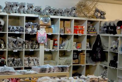 Save the Koala Shop ブリスベンでお土産を買いつつコアラ保護!(うんちく付き)