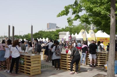 韓国旅行2017 グレート・コリアン・ビアフェスティバル レポート1