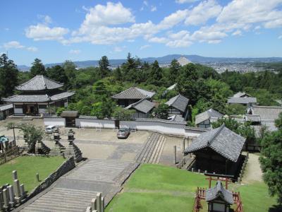 広島から奈良へ友との再会は続く