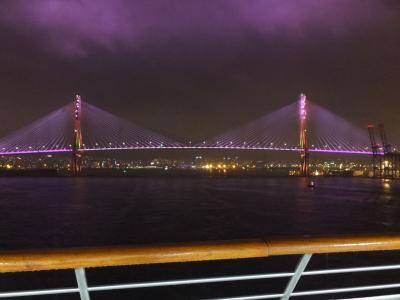 コスタ・ビクトリアで行く日本海クルーズ 3日目 韓国釜山の街歩き。