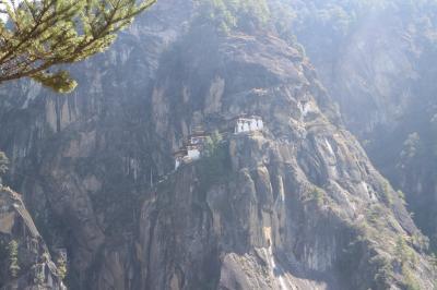どっちへ進む、幸福の国ブータン7(タクツァン僧院)