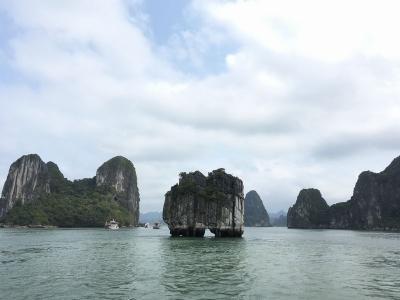 男一人でハノイ(ベトナム)に海外旅行してきた