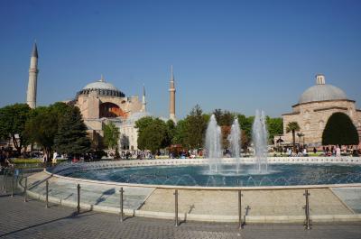 トルコ旅行1日目~イスタンブールへ到着~