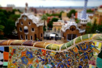 女2人でバルセロナ、グルメ旅。